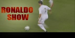 Ronaldo'dan klas pas!