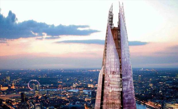 <div> Shard Tower, İngiltere</div>