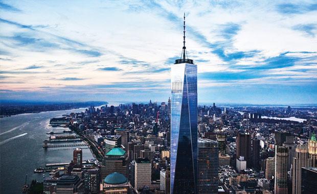 <div> One World Trade Center, Amerika</div>