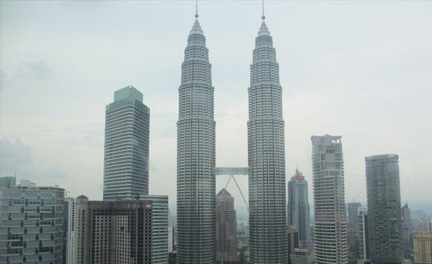 <div> The Petronas Towers, Malezya</div>