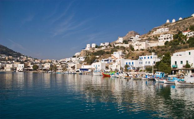 <div> Leros Adası</div>
