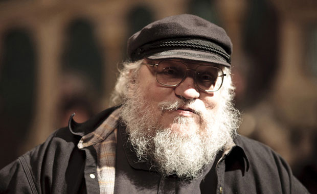 <strong>George R.R. Martin</strong>