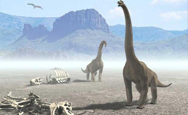Kaç Farklı Dinozor Türü Vardı?