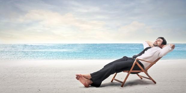 5-Bir işi başardıktan sonra rahata kavuşmayın.