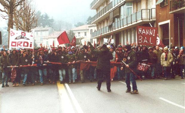 <div> Livorno(İtalya)</div> <div> Brigate Autonome Livornesi</div>