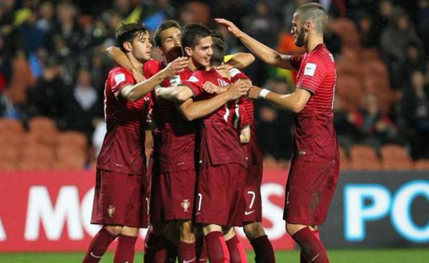 Fransa U20: 0-2: Portekiz U20