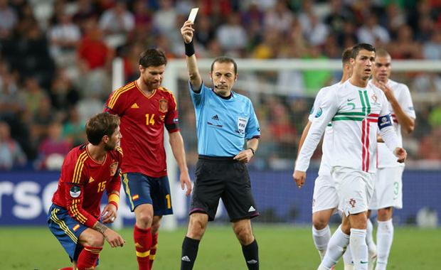 Portekiz:0-0: İspanya