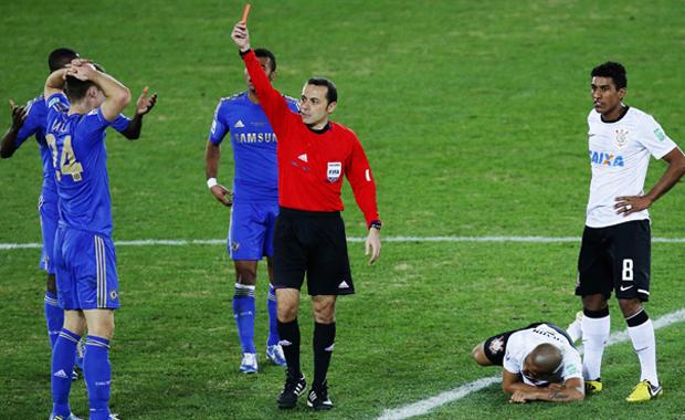 Corinthians: 1-0: Chelsea