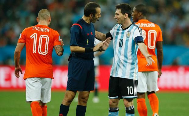 Hollanda:0-0: Arjantin