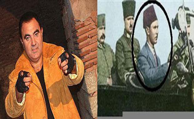 Sadettin Teksoy - Atatürk'ün Şoförü Mustafa Sadettin