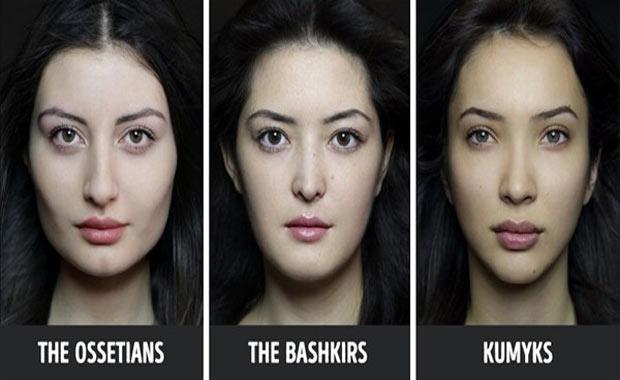 Osetler (Kafkasya, Rusya), Başkırlar ve Kumuklar (Dağıstan)