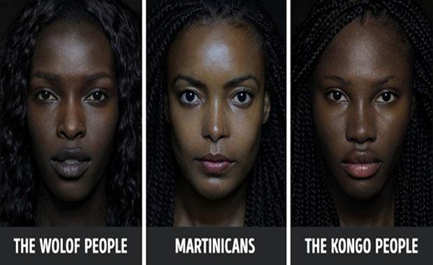 Voloflar, Martininikliler ve Kongo İnsanı