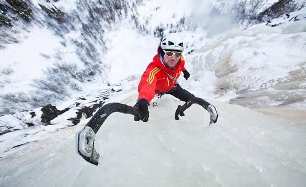 Buz Tırmanışı / Ice Climbing