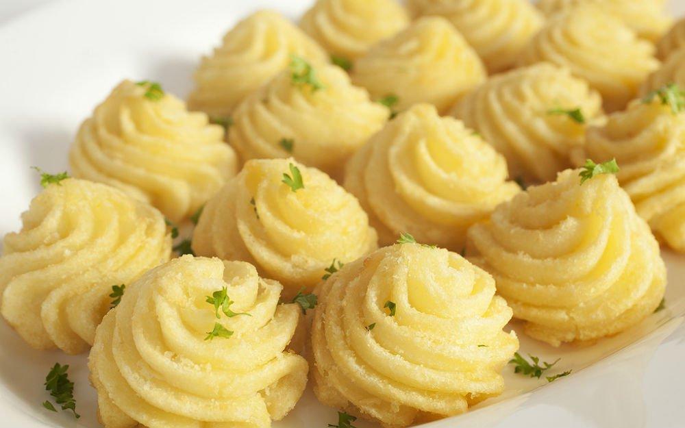 Düşes patates: Yılbaşı menüsünün jokeri
