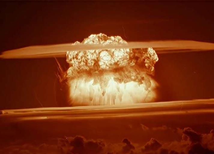 1945 - Hiroşima Atom Bombası