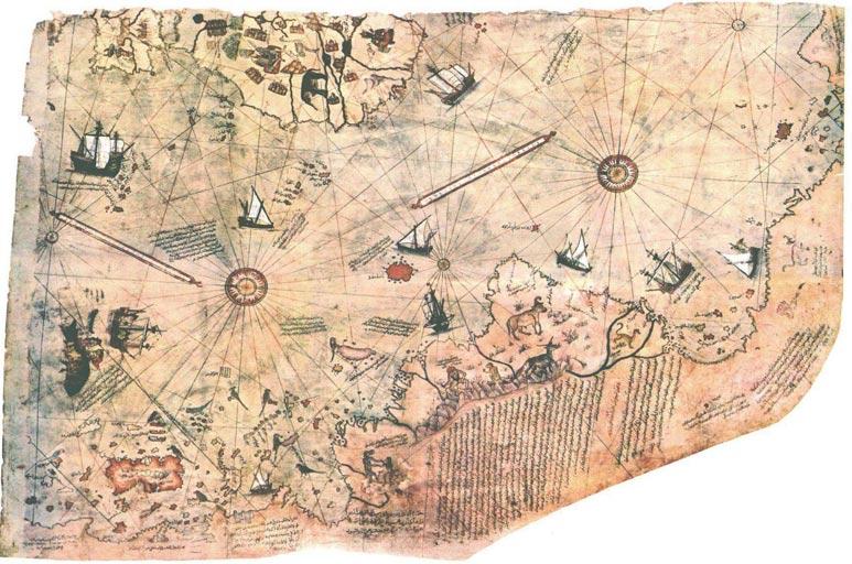 Piri Reis Haritası