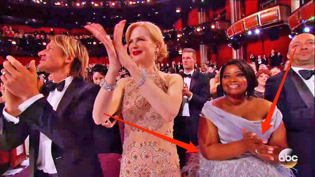 Nicole Kidman'ı geniş açılı lens mi vurdu?
