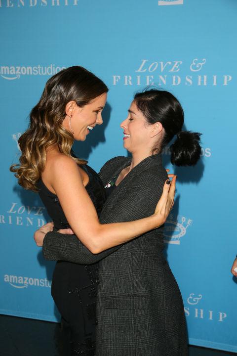 <strong>5. Kate Backinsale ve Sarah Silverman</strong>