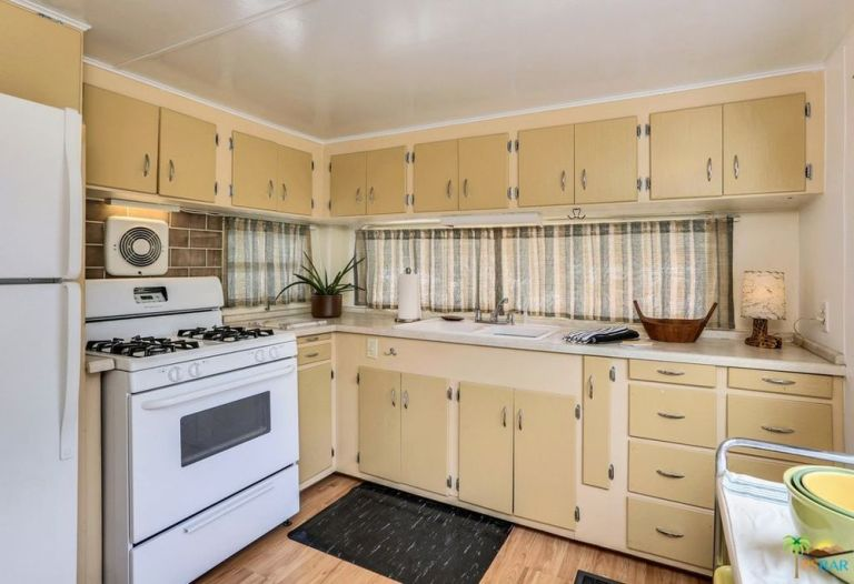 <strong>4. Mutfağı pek çok evden ve geniş birçok daireden daha kullanışlı.</strong>