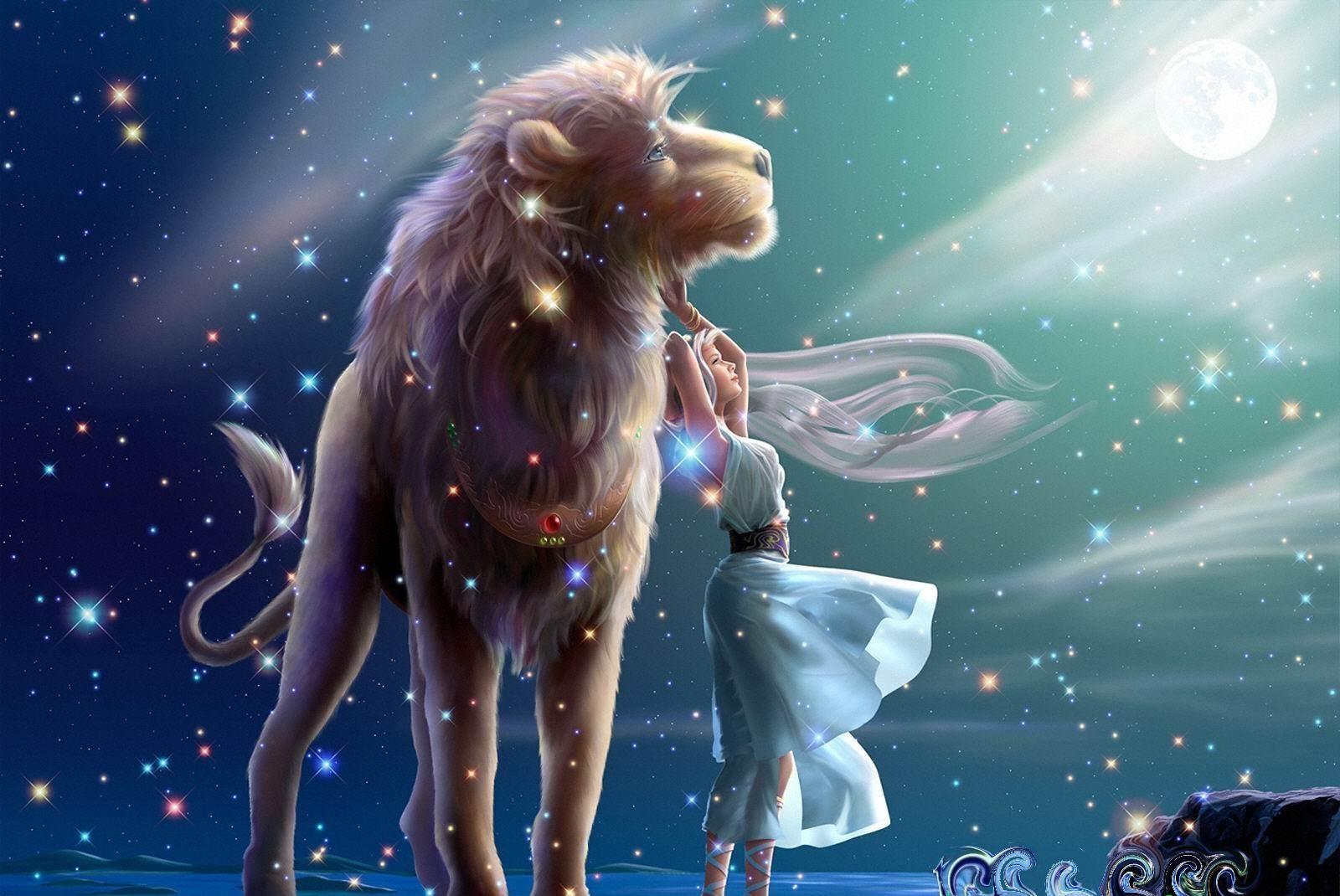 Aslan Burcu = Güneş