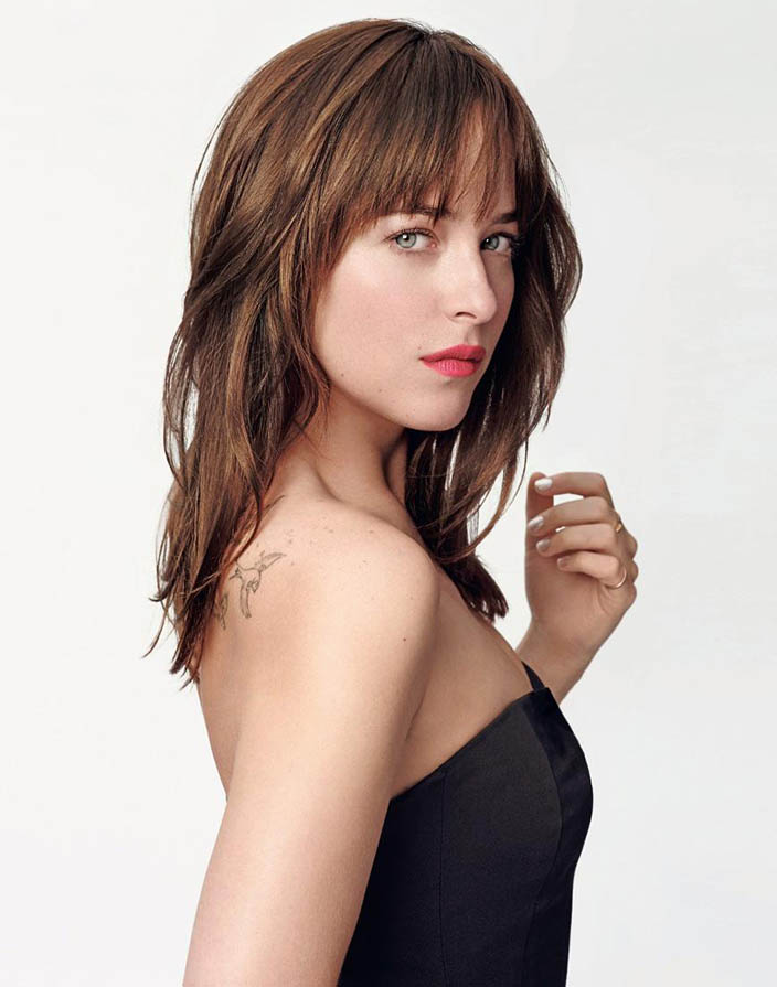 5- Dakota Johnson<br /> &nbsp;