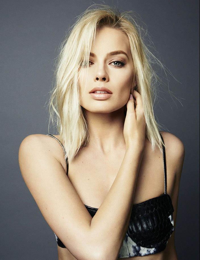 7- Margot Robbie<br /> &nbsp;