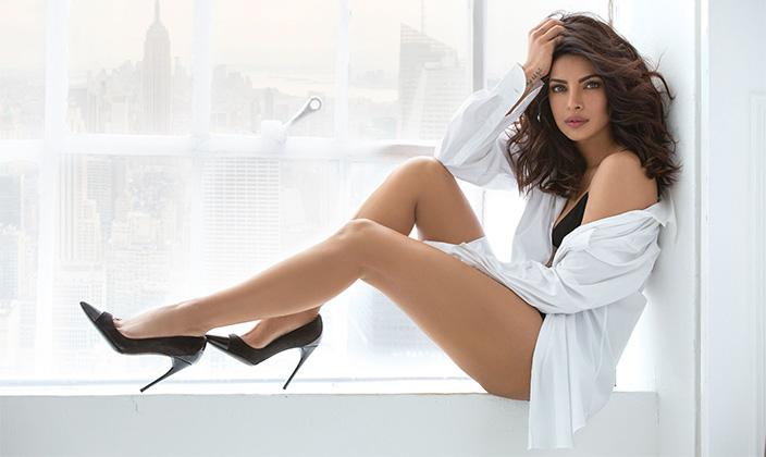 2- Priyanka Chopra<br /> &nbsp;