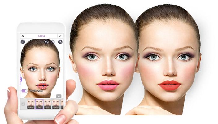 5- YouCam Makeup<br /> &nbsp;