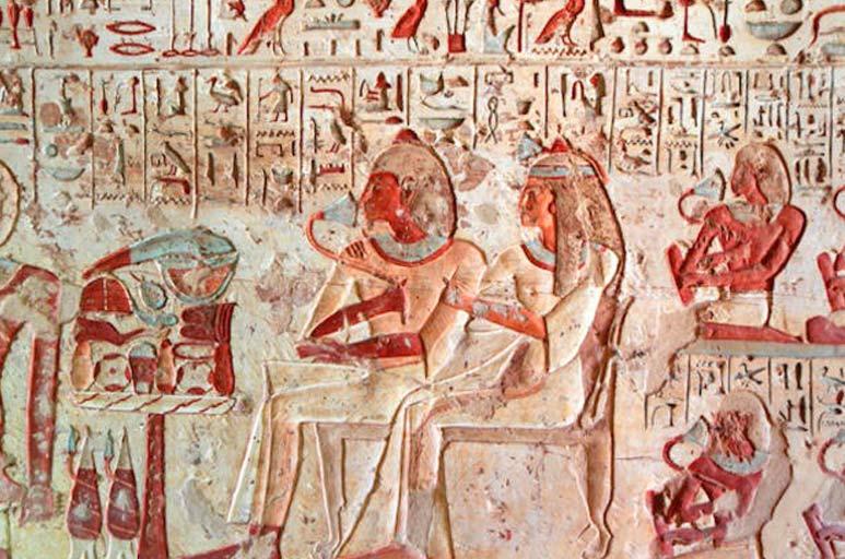 Eski Mısır'da Evlilik