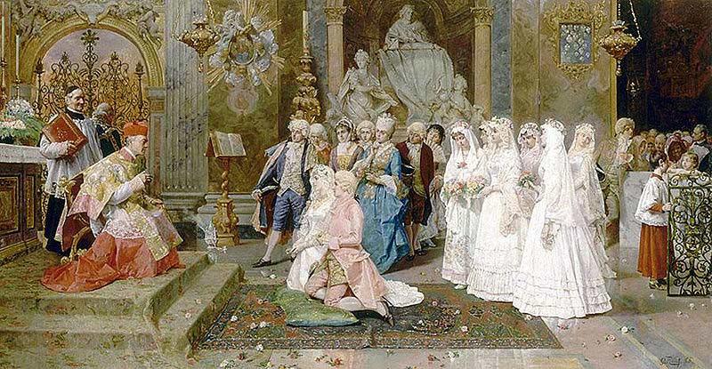 Zamanla, çeşitli medeniyetler kurulmaya başlayınca, kadın-erkek münasebetleri de her medeniyetin geleneklerine göre çeşitli şekiller aldı.