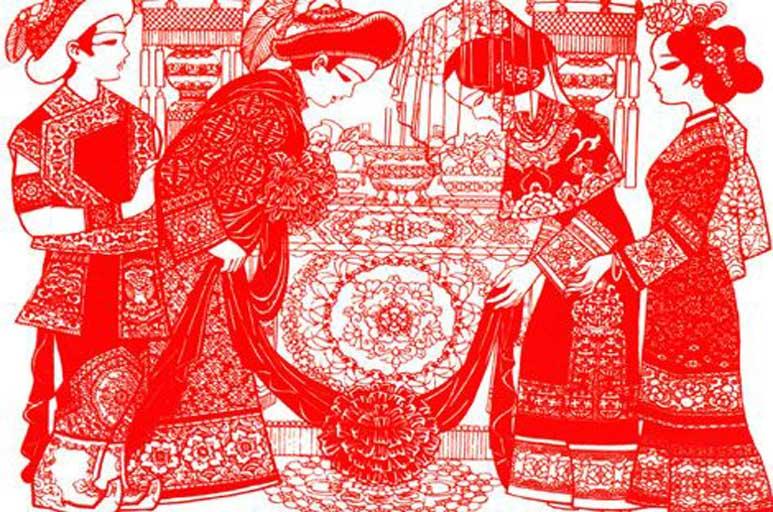 Çinlilerde Evlilik