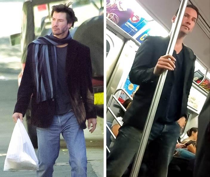 Keanu Reeves<br />
