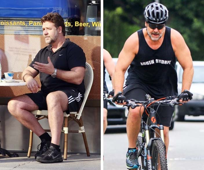 Russell Crowe<br />