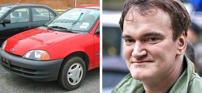 Quentin Tarantino<br />
