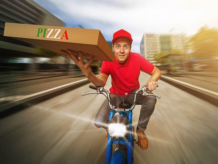 <strong>5. Pizzacının adresi öğrenme sorunsalı</strong>