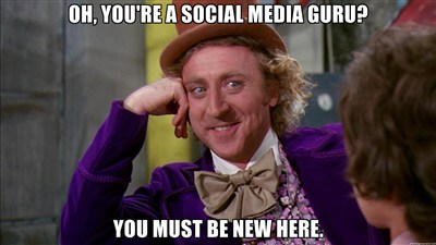 2- Hesaplarında kendilerini sosyal medya gurusu ilan edenler&nbsp;<br /> &nbsp;