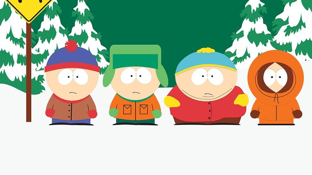 4- South Park (1997-Devam Ediyor)