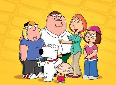 6- Family Guy