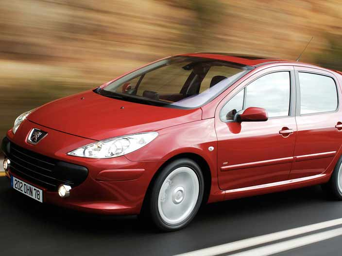 <strong>2- 2002-2007 model Peugeot 206-307</strong>