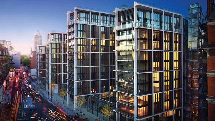 6- One Hyde Park Penthouse<br /> &nbsp;