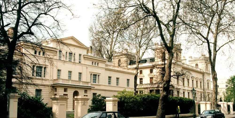 9- Kensington Sarayı Bahçeleri