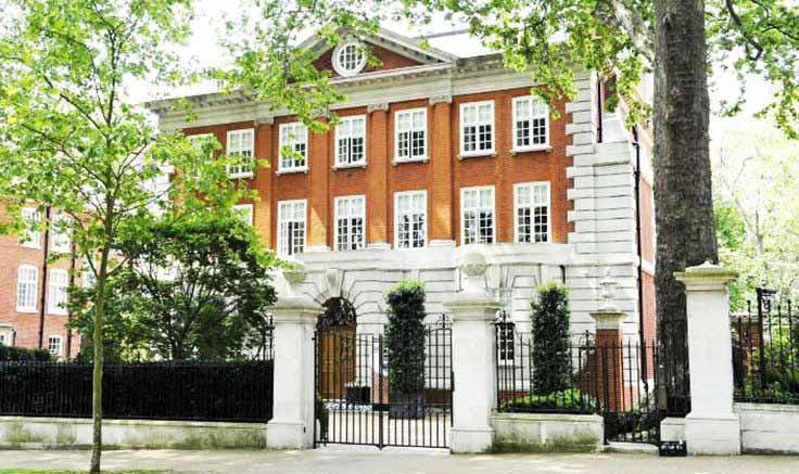 5- Kensington Sarayı Bah&ccedil;eleri<br /> &nbsp;