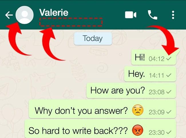 Başkasının Telefon Mesajlarını Okuma