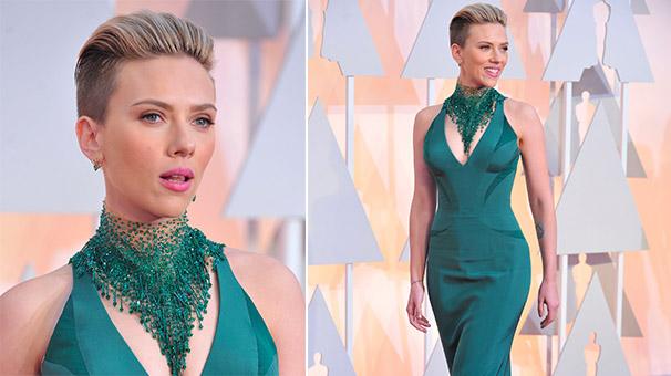 1- Scarlett Johansson<br />&nbsp;