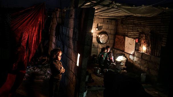 <strong>Gazze'de elektrik kesintileri - Ali Jadallah</strong>