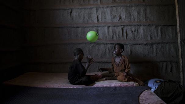 <strong>Somali'de çocukların oyunu - Arif Hüdaverdi Yaman</strong>
