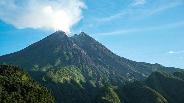 <strong>3.&nbsp;Merapi Yanardağı, Endonezya</strong>