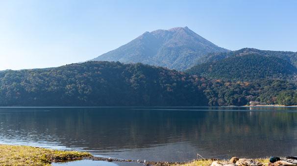 <strong>1.&nbsp;Kirishima Yanardağı, Japonya</strong>