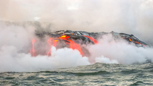 <strong>6. Kilauea Yanardağı, ABD</strong>