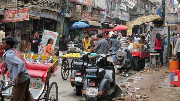 <strong>2. Delhi, Hindistan - 36.2 milyon</strong>